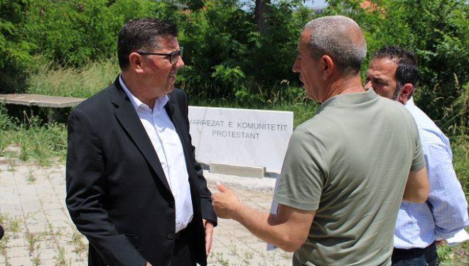 Gjilani shenjëzon varrezat myslimane, katolike, ortodokse, protestante dhe hebreje