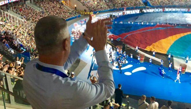 Thaçi i bindur për suksesin e Majlindës dhe 11 sportistëve kosovarë në Lojërat Olipmike