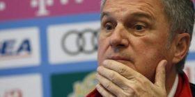 Shkarkohet trajneri serb i Malit të Zi, që s'pranoi të luajë kundër Kosovës