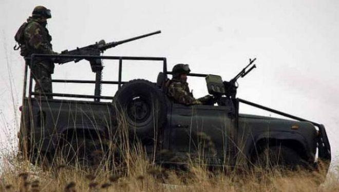 Xhandarmëria serbe shkel 8 km brenda territorit të Kosovës