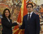 Byrnes inkurajon Maqedonine e V. në luftimin e korrupsionit