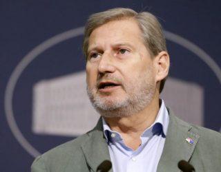 Hahn në Beograd: Dialogu Kosovë-Serbi, bërthamë e përparimit