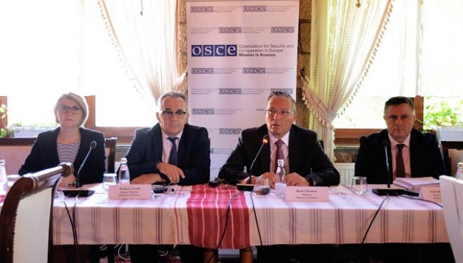 Hamza: Prioritet i MF-së është stabiliteti makro-fiskal i vendit