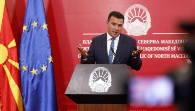 Bie Qeveria, Zaev: Shkojmë në zgjedhje të jashtëzakonshme