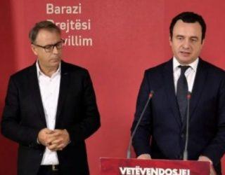 Zogiani: Ata që duan koalicion me VV-në, veç me Albinin kryeministër
