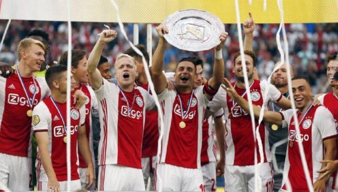 Ajaxi fiton superkupën e Holandës