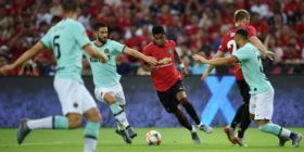 """Conte """"qan"""" mungesën e sulmuesve, Interi i tij pëson humbjen e parë"""