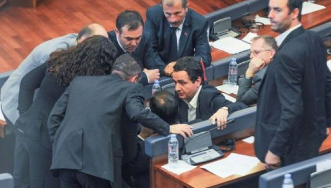 Opozita e vendosur të mos ia krijojë kuorumin koalicionit qeverisës