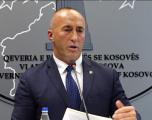 Haradinaj emocionohet gjatë fjalimit para mediave, nuk mund ti përmbajë lotët