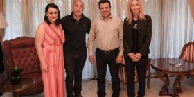 Si kishte rënë Ramush Haradinaj në kurthin e dy komedianëve rusë sikurse miku i tij Zaev