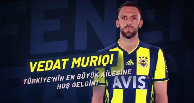 Pëlqehet shumë nga Mourinho, Tottenhami i gatshëm të rivalizojë me klubet tjera angleze për  Vedat Muriqin