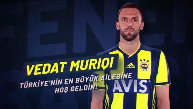 Vedat Muriqi transferohet në Fenerbahçe