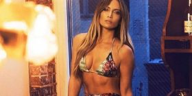 Jennifer Lopez shfaq linjat tërheqëse
