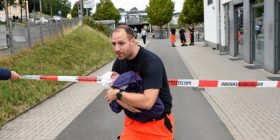 Pamje të reja nga ngjarja ku kosovari vrau ish-gruan dhe partnerin e saj në Gjermani
