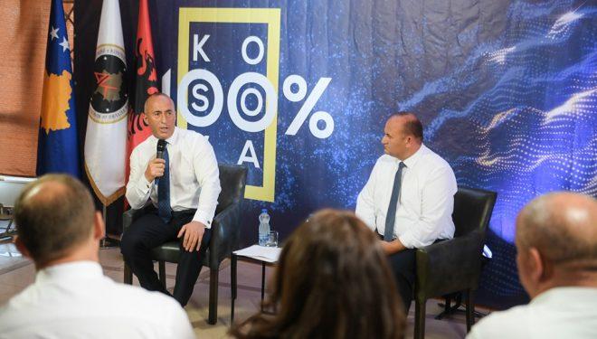 Haradinaj: Shteti, ekonomia dhe drejtësia janë tre motive të shenjta për ne