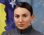 Arelena Shala zgjidhet rreshtere majore në Akademinë ushtarake West Point në SHBA
