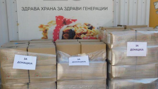 Bizneset mirëpresin Ligjin për dhurimin e ushqimit të tepërt