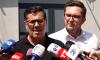 """""""S'ka marrëveshje për emra të përveçëm"""", Isa Mustafa merr """"goditje"""" edhe nga Lutfi Haziri"""