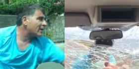 Qytetari tregon për takimin me Kokëdhimën: I bërtiti gruas shtatzënë si kafshë, neve na erdhi me pistoletë