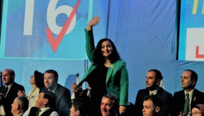 Deputeti i LDK-së vlerëson Mustafën si unifikues të Partisë, Vjosën e propozon për Kryeministre