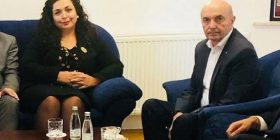Vjosa Osmani: Jam e bindur se koalicioni VV-LDK do të ndodhë
