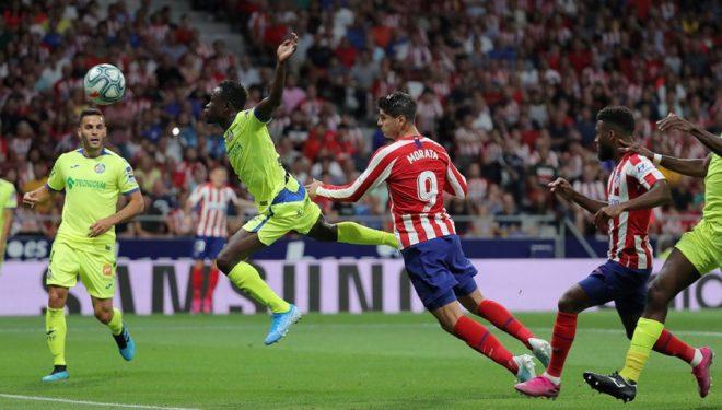 Atletico nis me këmbë të mbarë sezonin e ri