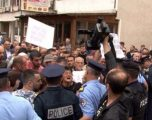 Suspendimi i policëve, pasnesër protestohet në Gjakovë