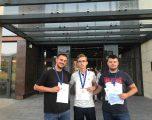 Kosova fiton një medalje të argjendtë dhe dy të bronzta në Olimpiadën Matematike