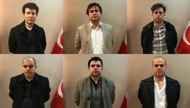 Kallëzim penal ndaj 22 policëve për deportimin e shtetasve turq