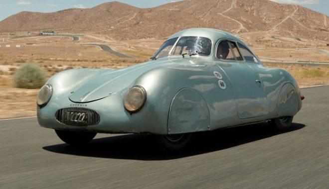 """E quajtën """"Porsche e Parë"""", doli në ankand për 20 milionë dollarë, por dështoi (Foto)"""