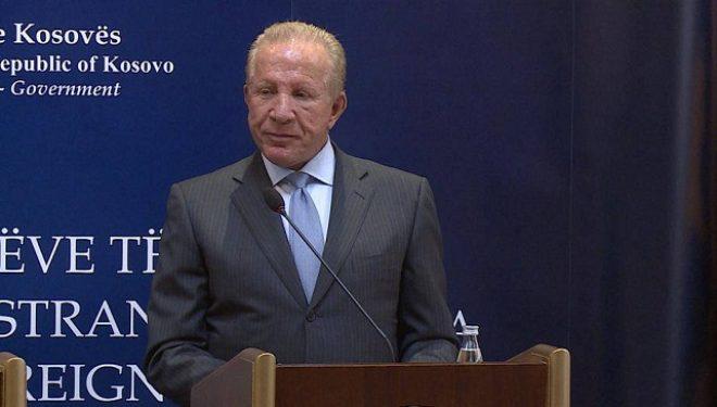 Pacolli: Ndarja e Kosovës është në ëndrrat e Kremlinit e Beogradit