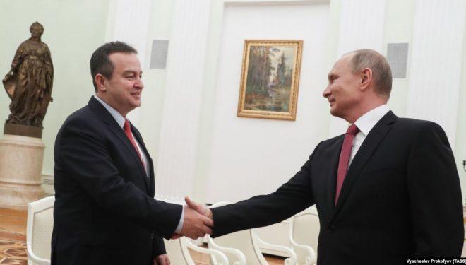 Daçiq del kundër QUINT-it, thotë se me fushatën kundër Kosovës e ka habitur edhe Putinin
