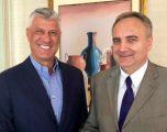 Thaçi: Falënderojmë Italinë për mbështetjen e vazhdueshme që i ka dhënë Kosovës