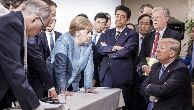 Trump ngjall reagimin e liderëve botërorë, kërkon kthimin e Rusisë në G7
