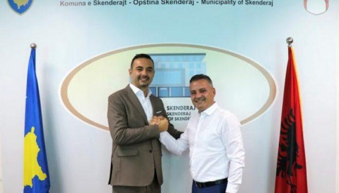 Jashari dhe Lluka premtojnë realizimin e disa projekteve në Skenderaj