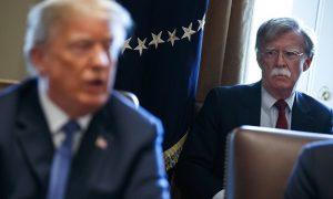 Trump shkarkon këshilltarin për Siguri, John Bolton