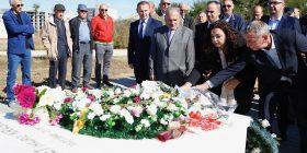 Osmani kërkon drejtësi në 21 vjetorin e vrasjes së kolonel Krasniqit