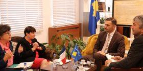 Lluka: Franca partnere e rëndësishme në zhvillimin e Kosovës