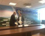 Ministria e Mjedisit investon 75 mijë euro për ujësjellësin në 28 fshatra të Gjakovës