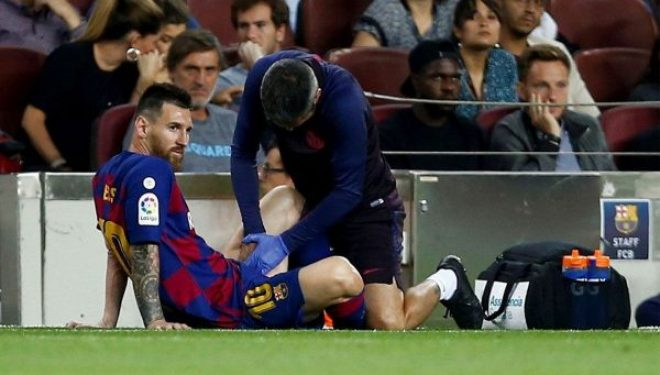 El Chiringuito: Messi mund të mungojë më gjatë