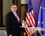 Palmer: SHBA-ja është e kënaqur me dialogun Kosovë-Serbi