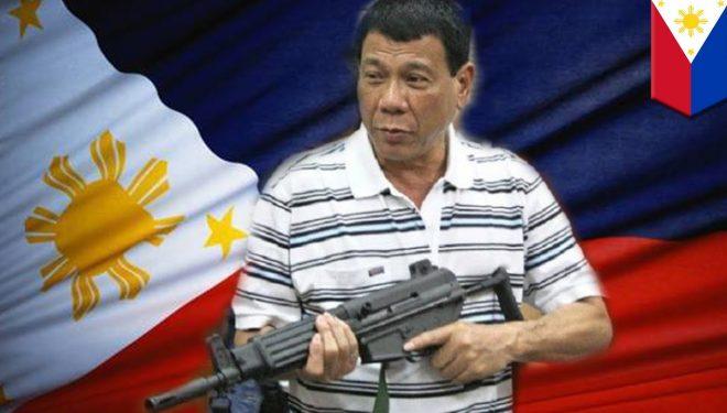 Presidenti Filipineve: Qëlloni zyrtarët e korruptuar, nuk do përfundoni në burg