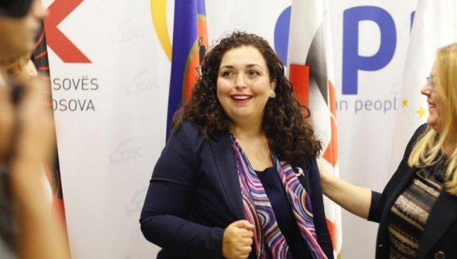 A do të kandidojë Vjosa Osmani për kryetare të partisë? Kështu përgjigjet ajo