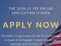 Hapet aplikimi online për programin e shkëmbimit të të rinjve Youth Exchange and Study – YES