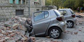 68 të lënduar nga tërmetet në Shqipëri