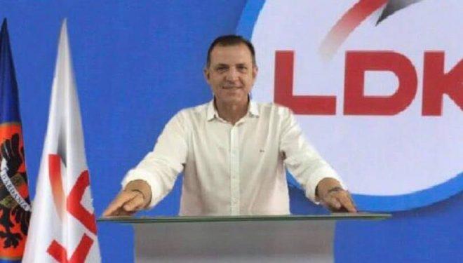 Avdi Pireva i hyn garës për deputet nga lista zgjedhore e LDK-së