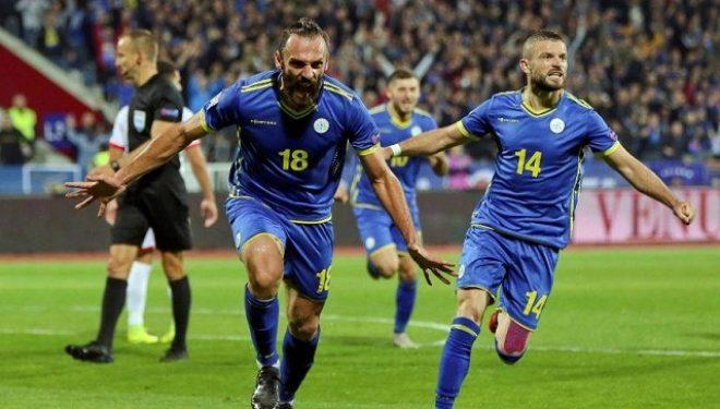 Kosova barazon rezultatin ndaj Çekisë