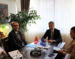Pas rrëmbimit të gylenistëve, Lumezi i premton ambasadorit turk bashkëpunim edhe më të madh