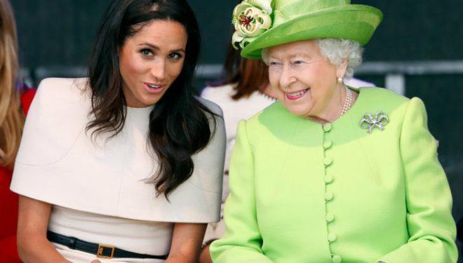 Mbretëresha e 'pëlqen' Meghan Markle