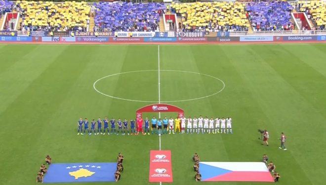 Fillon ndeshja Kosovë-Çeki